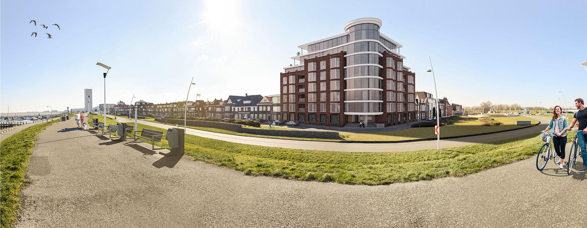 Residentie Veerhaven Terneuzen